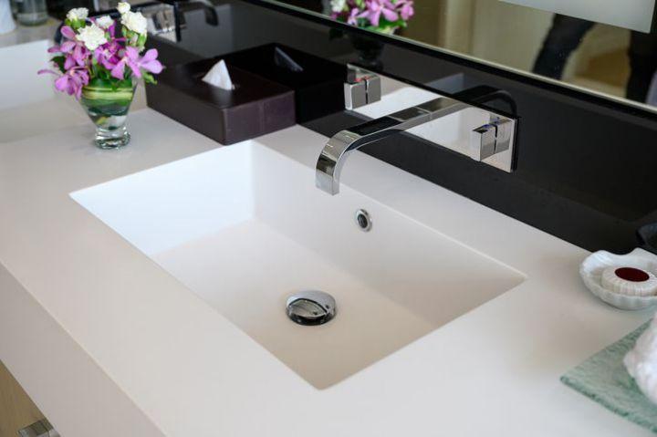 オシャレな洗面カウンターを作る造作のポイント